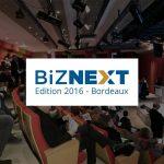La Digitale était à la Cité Mondiale pour Biznext 2016 avec la tribune